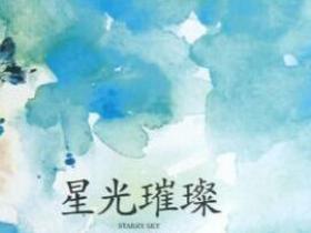 《星光璀璨》的经典语录/语句/名言