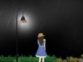 人心都是一点点凉的,感情都是一点点淡的