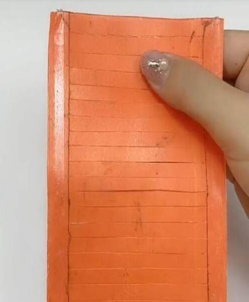 手工制作简易红色灯笼的方法步骤